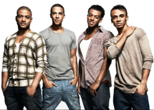 JLS, Britains favourite new boyband