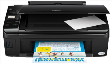 Epson Stylus SX210 Printer Driver Download