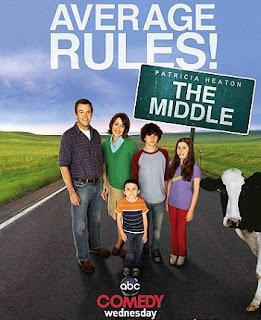 middleposter3temporada Download   The Middle   S03E01 E 02 HDTV + RMVB Legendado