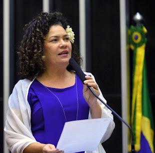 """A LÍDER DOS ACREANOS PERPÉTUA ALMEIDA DO PCdoB"""""""
