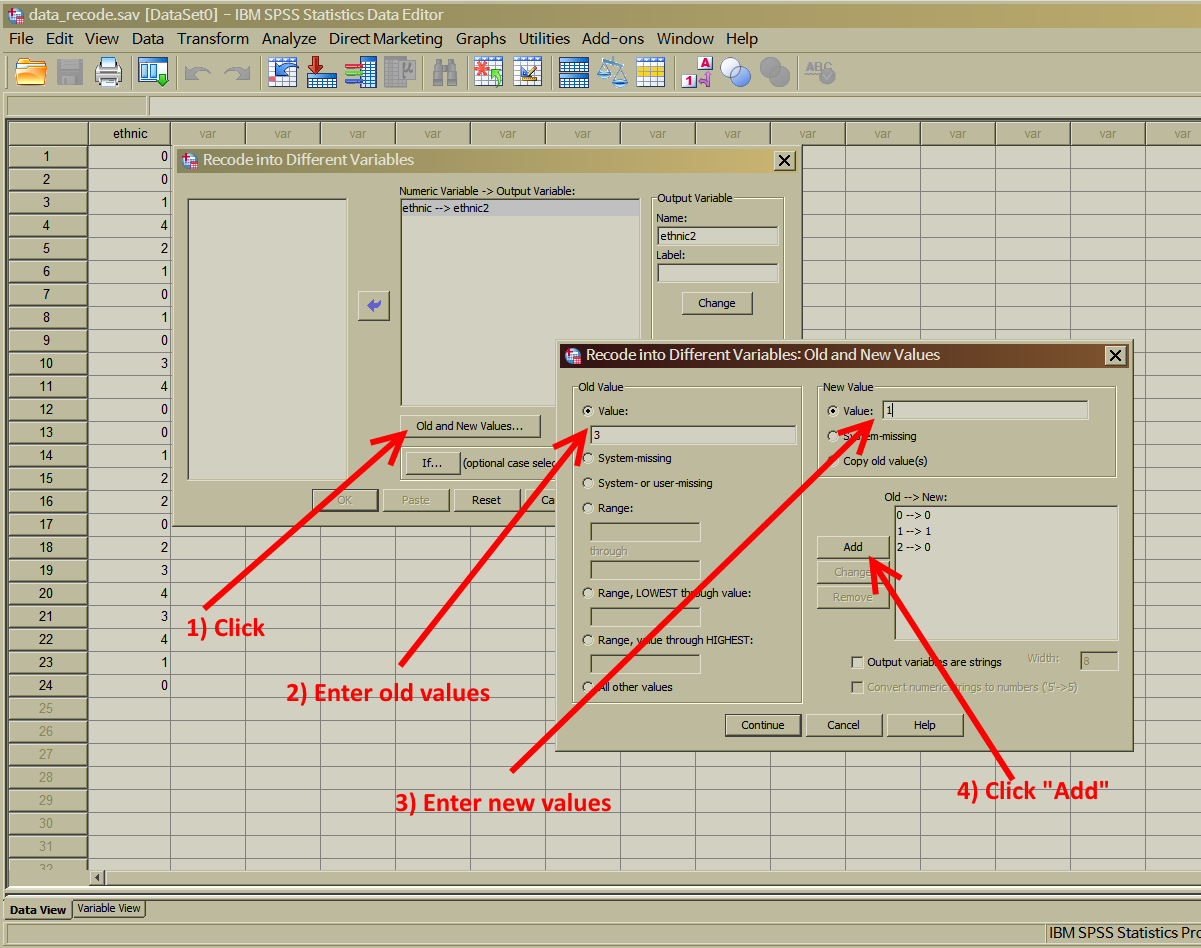 spss tutorial To documents brief spss tutorial table of contents part a: introduction part b: starting up spss part c: entering a new dataset manually part d: importing an excel.