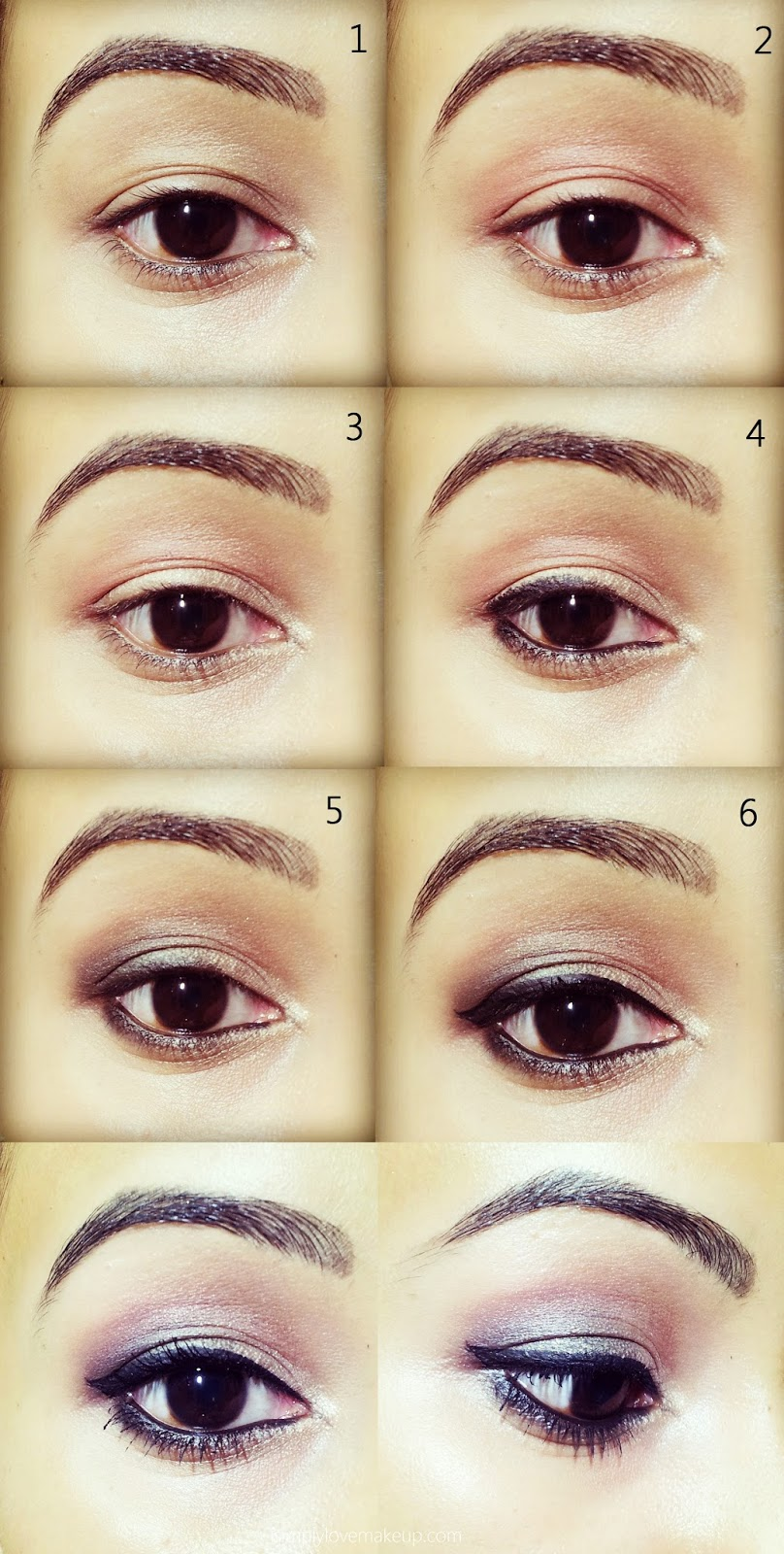 Infographic pink eye makeup tutorial eotd infographic on pink eye makeup tutorial baditri Image collections