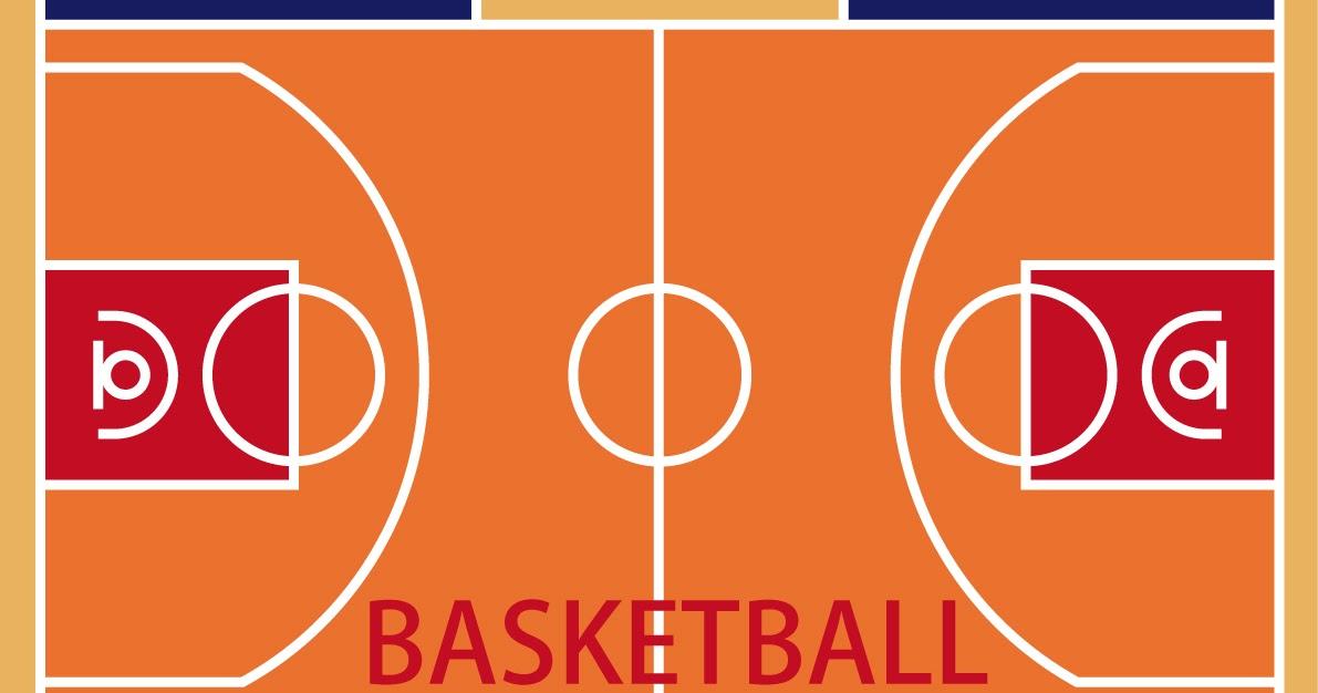手作りデザインプリントカードBOX 無料カードダウンロードサイト: 【126無料カードデザイン】バスケットボール ...