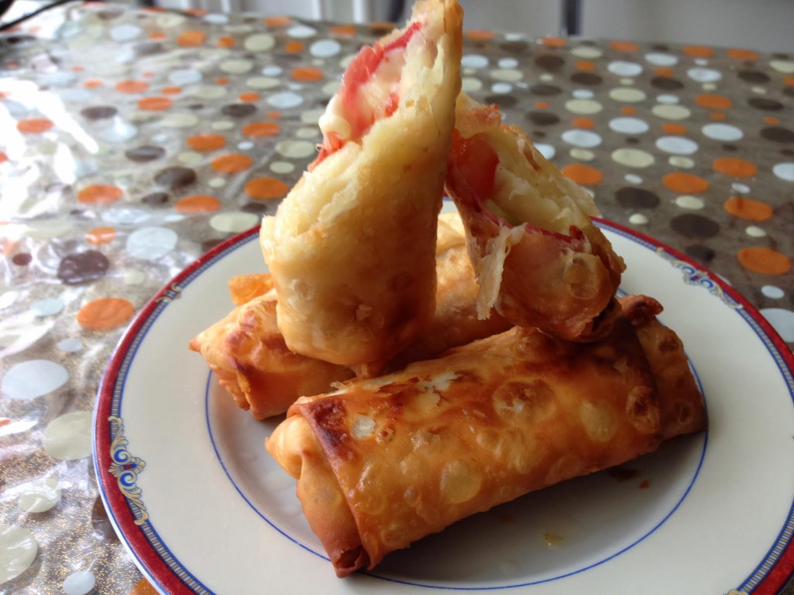 Pacanga ve sigara böreginin yapilisi-Kahvaltiya yapabileceginiz kolay tarif-Yemek Tarifleri