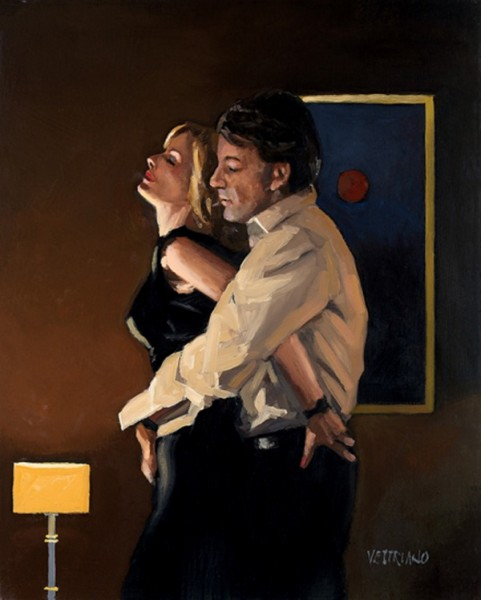 Doctor Ojiplático.jack Vettriano