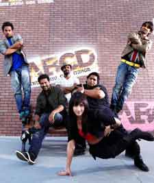 ABCD - AnyBody Can Dance Cast and Crew