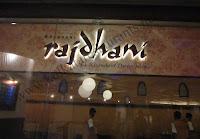 Rajdhani restaurant Mani Square Kolkata