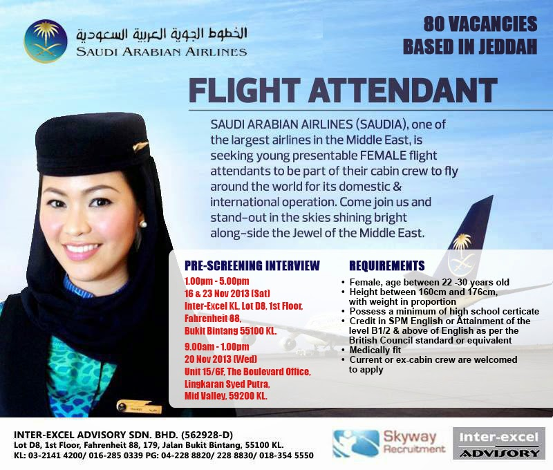 Inter Excel Malaysia Airline Training Amp Placement Centre