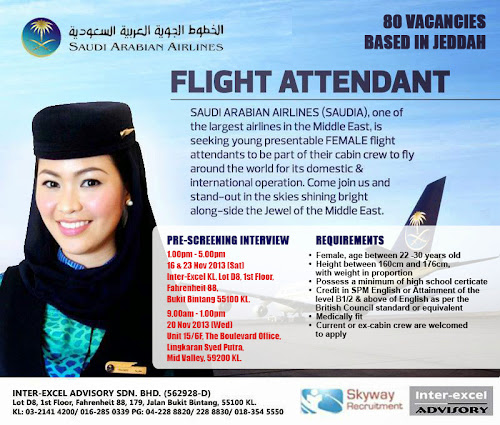 Inter excel malaysia airline training placement centre - Singapore airlines kuala lumpur office ...