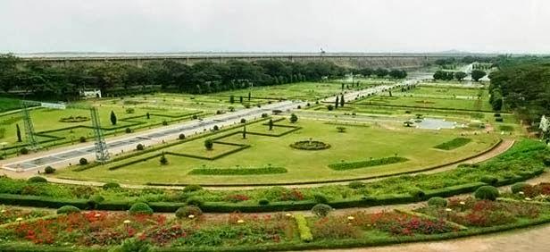 Mysore Brindavan Gardens Kerala Honeymoon Packages