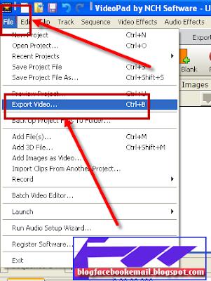 cara menambah audio pada video dengan musik