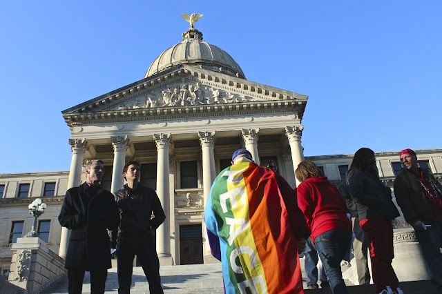 Moving on From Marriage: Six Other Issues Affecting LGBTs in the South