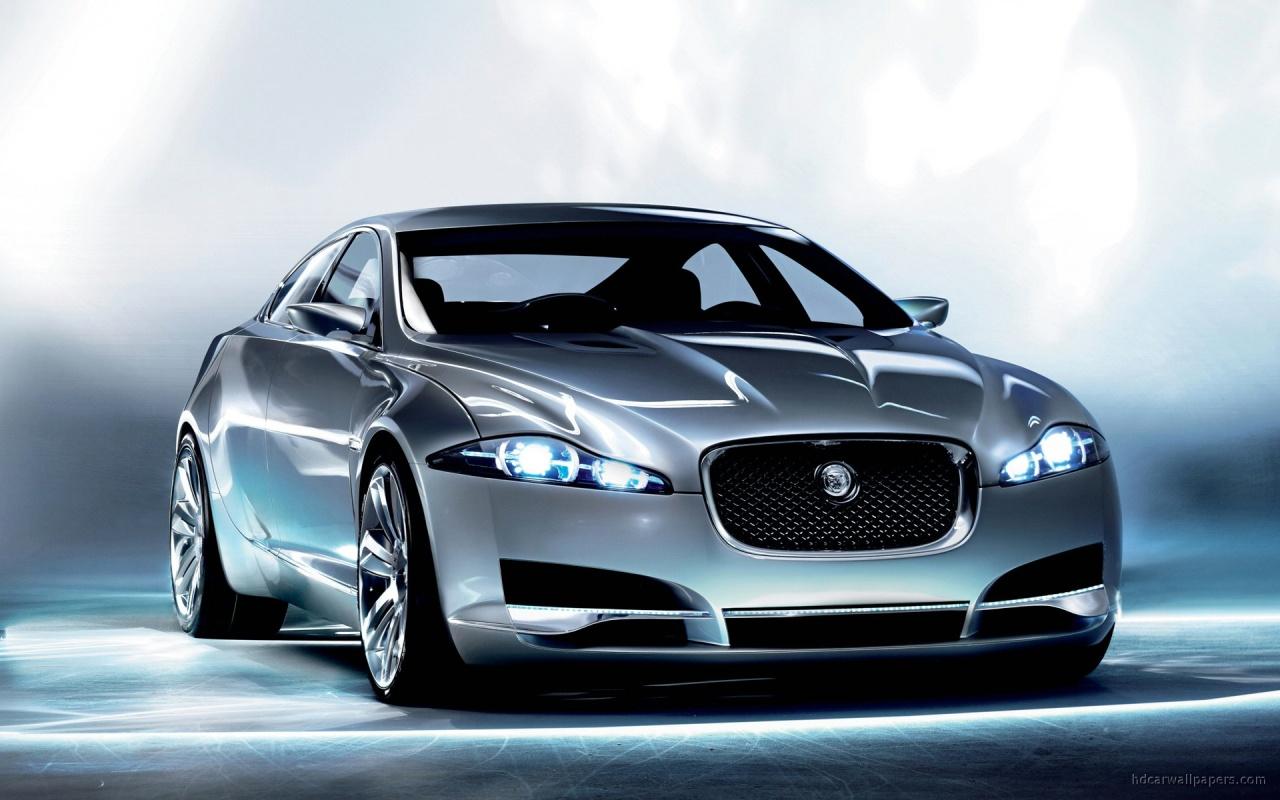 Jaguar C XF Concept
