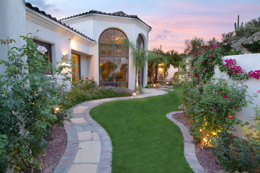 Ground effects landscaping of tucson design and for Landscape design tucson