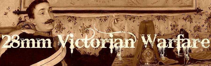 28mm Victorian Warfare
