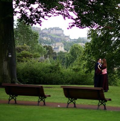 Royal Botanic Garden Edinburgh Wedding Photographer