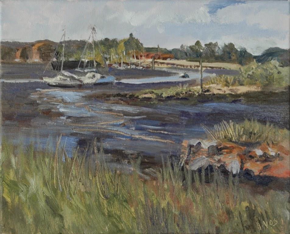 Anne Vos Le Journal D 39 Un Peintre Septembre 2014