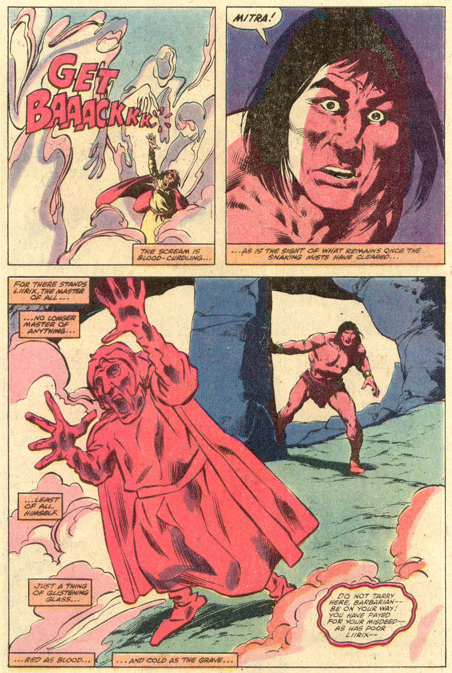 Conan the Barbarian (1970) Issue #126 #138 - English 21