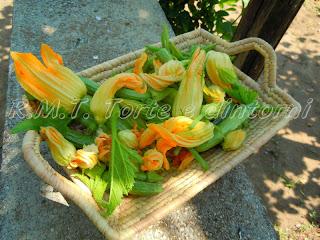 'a minestrell' 'e zucchini