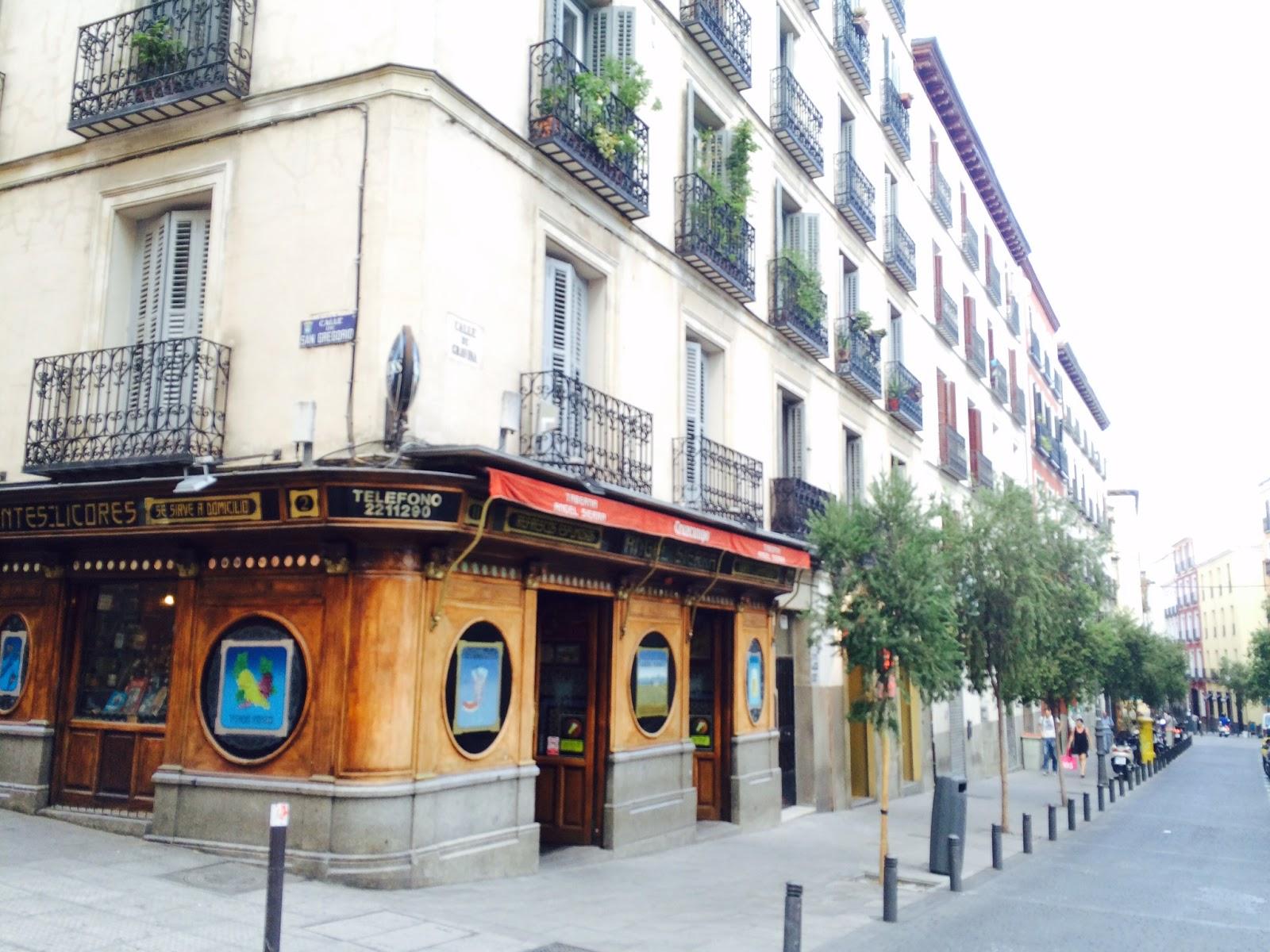 Madrid - Hotspot guide