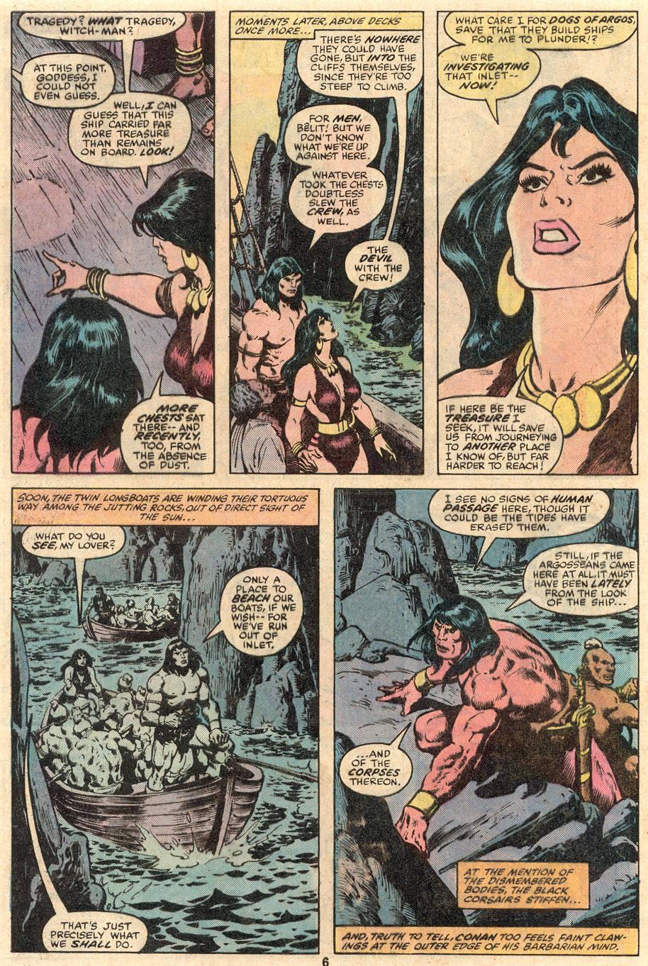 Conan the Barbarian (1970) Issue #99 #111 - English 6