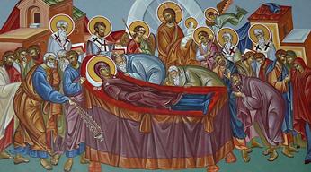 Пост у част Пресвете Богородице