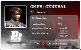 Nama Untuk Nick Name Char Keren Point Blank,Black Squad Online,Counter Strike Terbaru