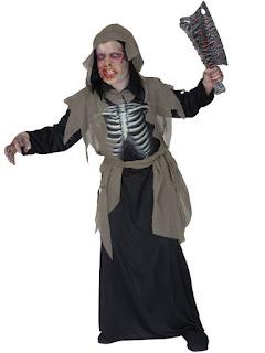 Zombie Halloween Kostume Barn