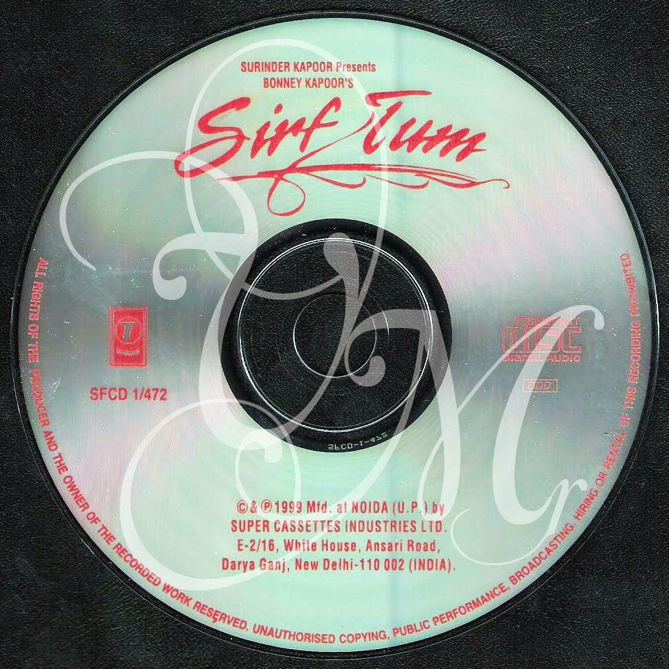 Rohanpreet Song Pehli Mulaqat Mp3 Download: Sanump3songs: Sirf Tum [1999-MP3-VBR-320Kbps] L Music