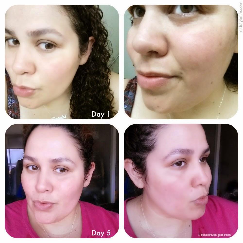 neutrogena, no mas poros, skincare, beauty latina blogger, no more pores, pore refining, latina bloggers connect,