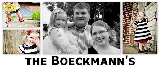 The Boeckmann's