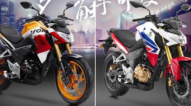 Honda CB190R and CBF190R