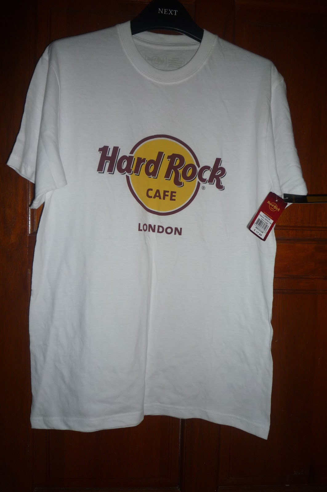 Hard Rock Cafe London Shirt