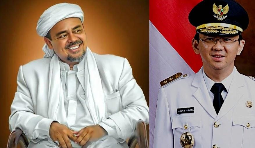 FPI tolak Ahok, Ahok jadi gubernur, DKI dan Ahok