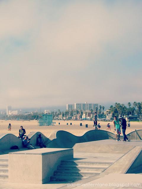 Venice Beach-- Skate Park