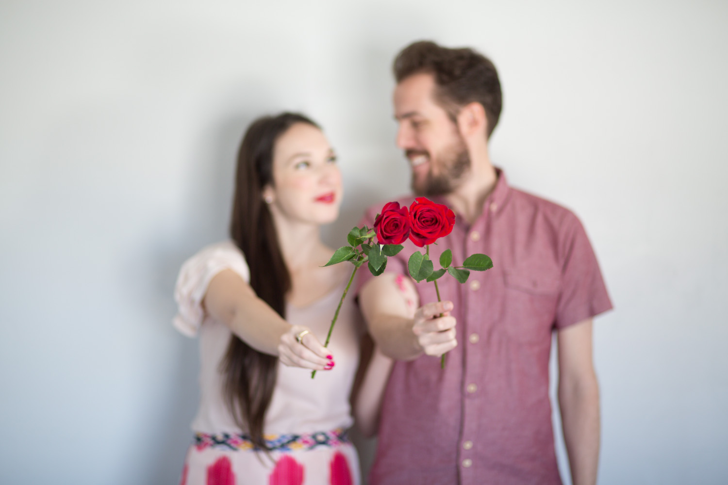 His and Her Fashion Blog- Valentines Photo Shoot