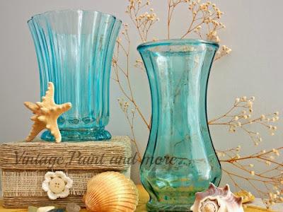 DIY Mod podge Vase