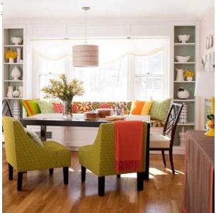 contoh design ruang makan design rumah