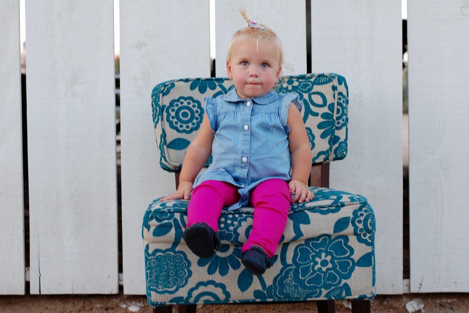 Remmy Mae - 16 months