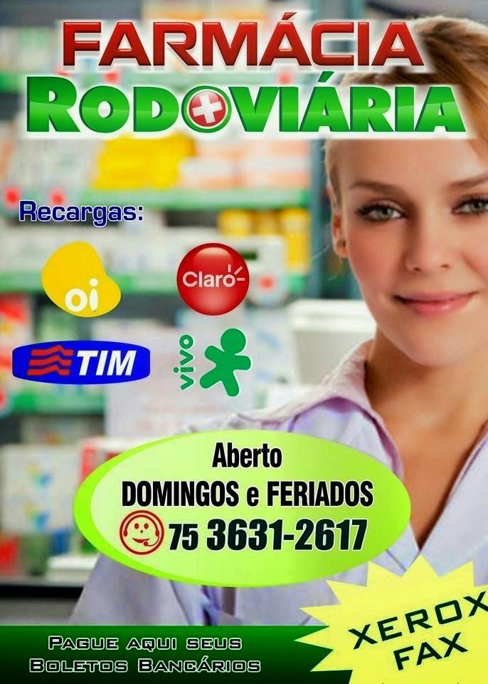 Farmácia Rodoviária
