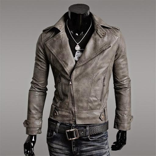 model jaket kulit pria terbaru 2016/2017