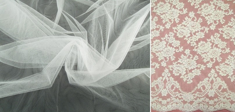 material corded lace