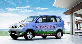 Branding Mobil Apv
