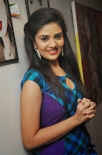 Sri Mukhi latest Photos at Muse Arts Gallery-thumbnail-5
