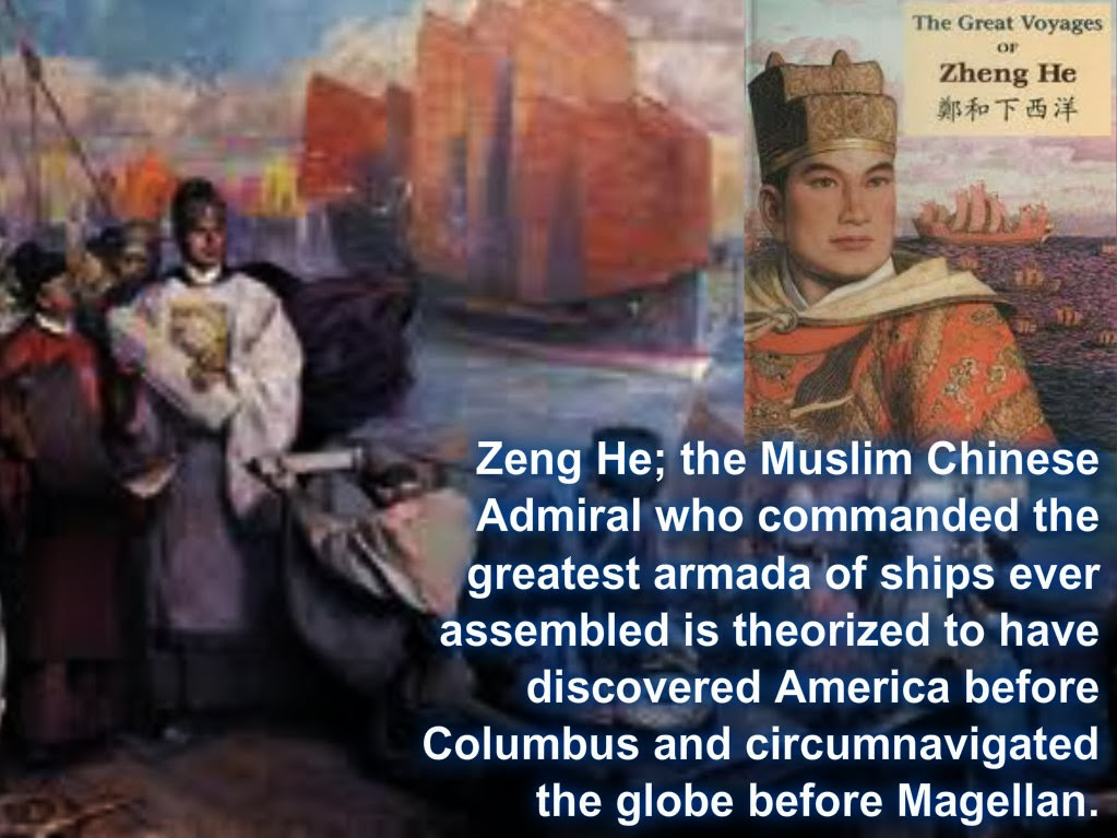 did the chinese discover america With some renowned experts taking interest in ruskamp's discovery, those  did  the ancient chinese make contact with native americans.
