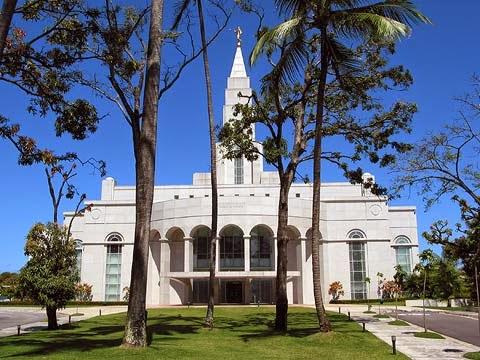 Recife Brazil Temple