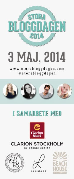 STORA BLOGGDAGEN 2014