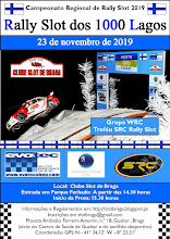 10.ª Prova do Campeonato Regional de Rally Slot de Braga 2019