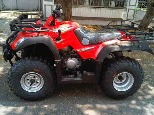Daftar harga motor atv yamaha grizzly raptor 110cc di for Yamaha 110 atv for sale