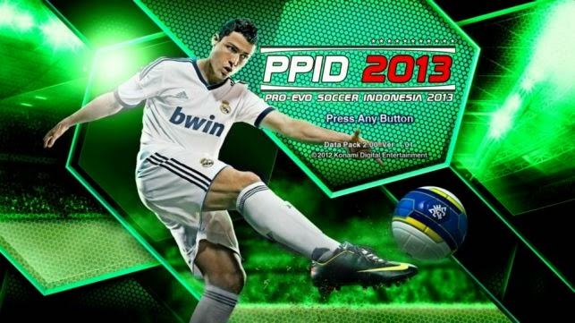 Absolutely free Download Newes Update For The Games PES 2013 PESTN 2013 Patch six